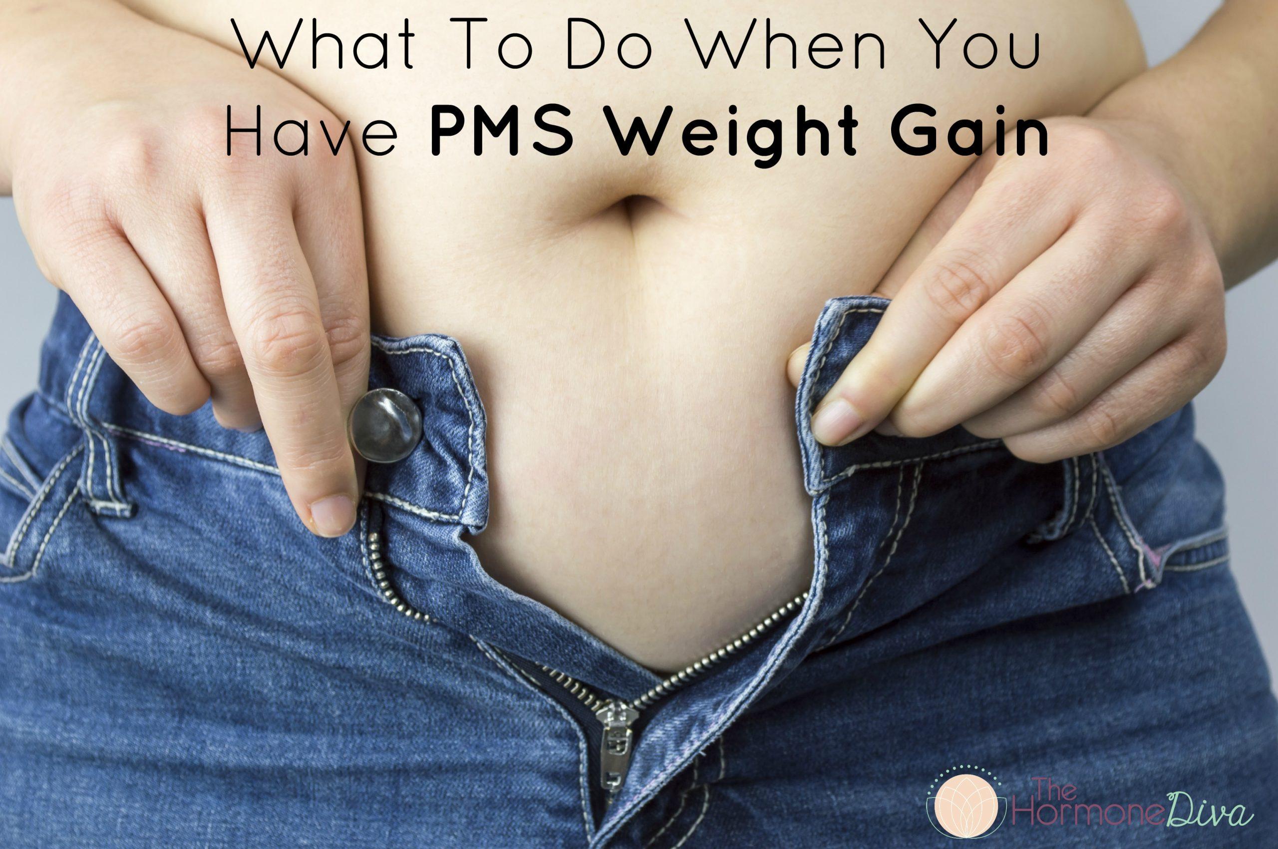 PMS Weight Gain