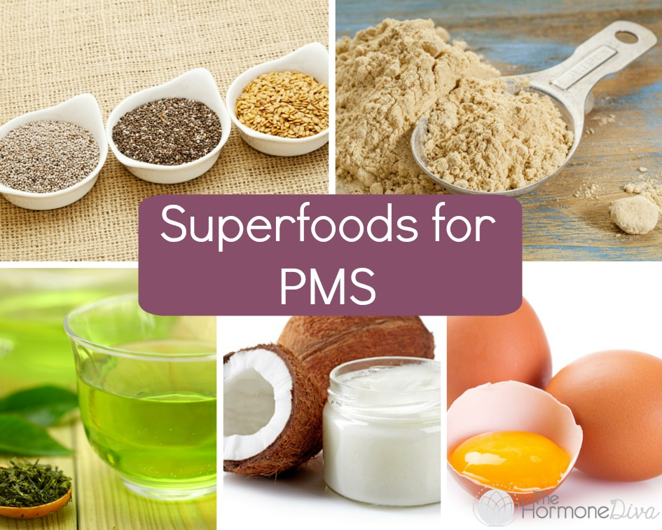 Superfoods for PMS