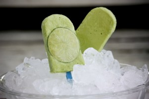 key lime popsicles