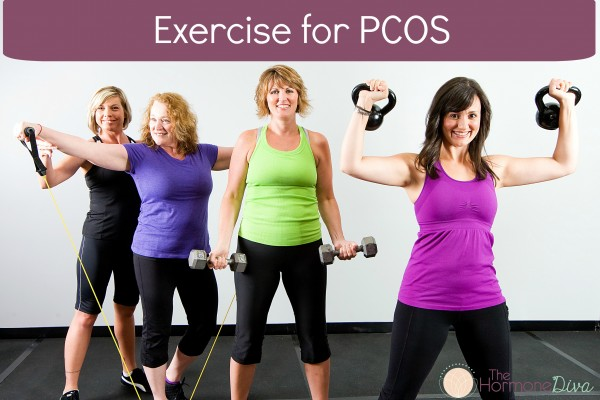 Exercise for PCOS | The Hormone Diva