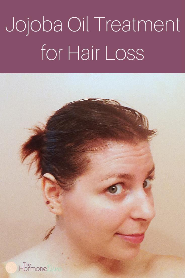 Jojoba Oil Treatment for Hair Loss   The Hormone Diva