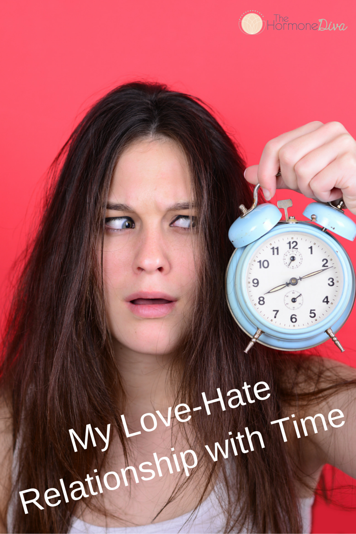 My Love-Hate Relationship with Time
