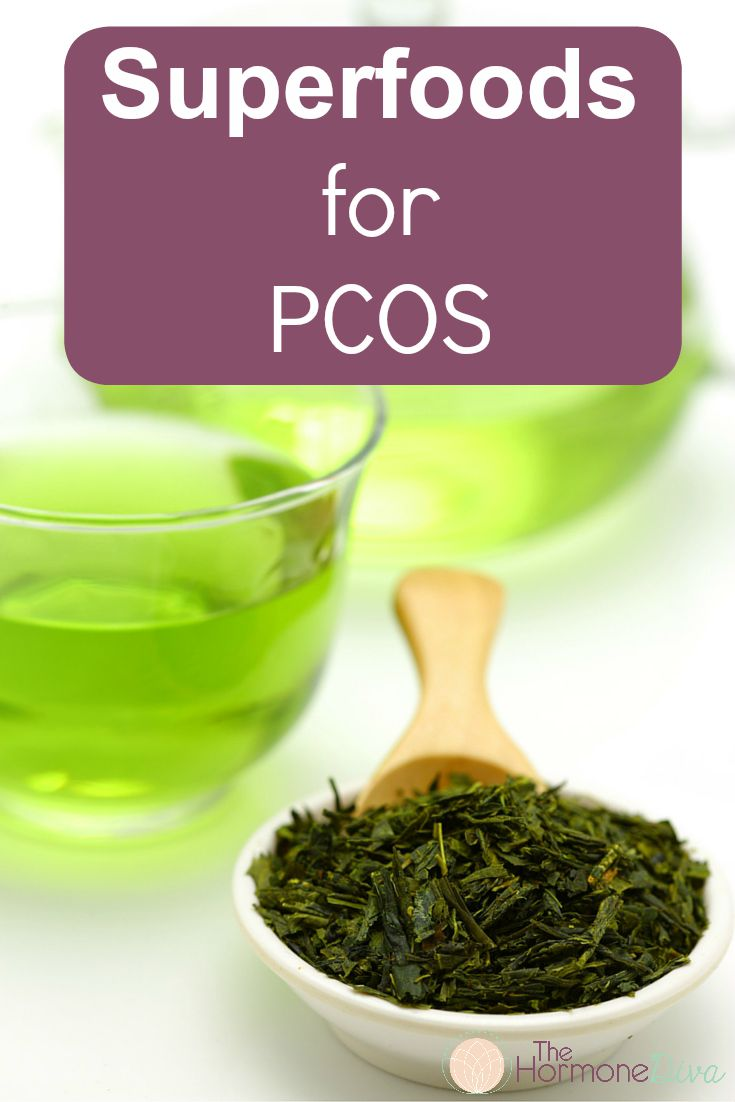 Superfoods for PCOS | The Hormone Diva