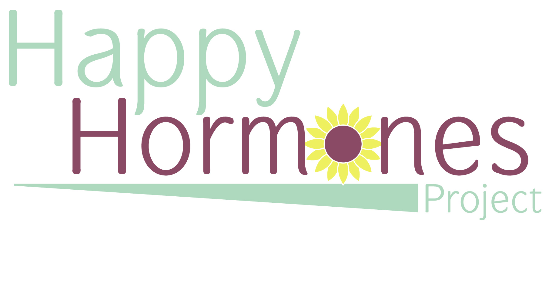 happy hormones project plain logo
