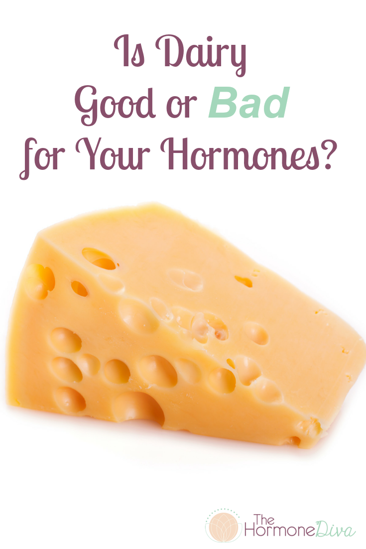 Is Dairy Good or Bad for Your Hormones | The Hormone Diva