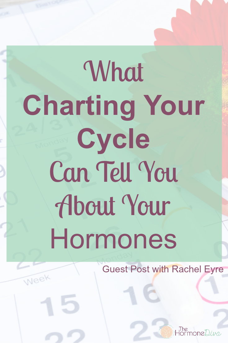 What Charting Your Cycle Can Tell You About Your Hormones | The Hormone Diva