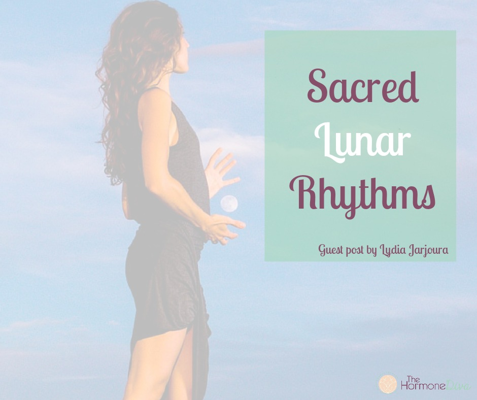 Sacred Lunar Rhythms | The Hormone Diva