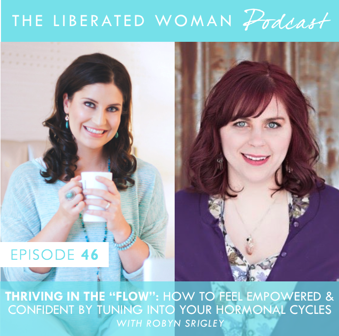 The Liberated Woman Podcast with Amber Chalus | Episode 46 | With The Hormone Diva