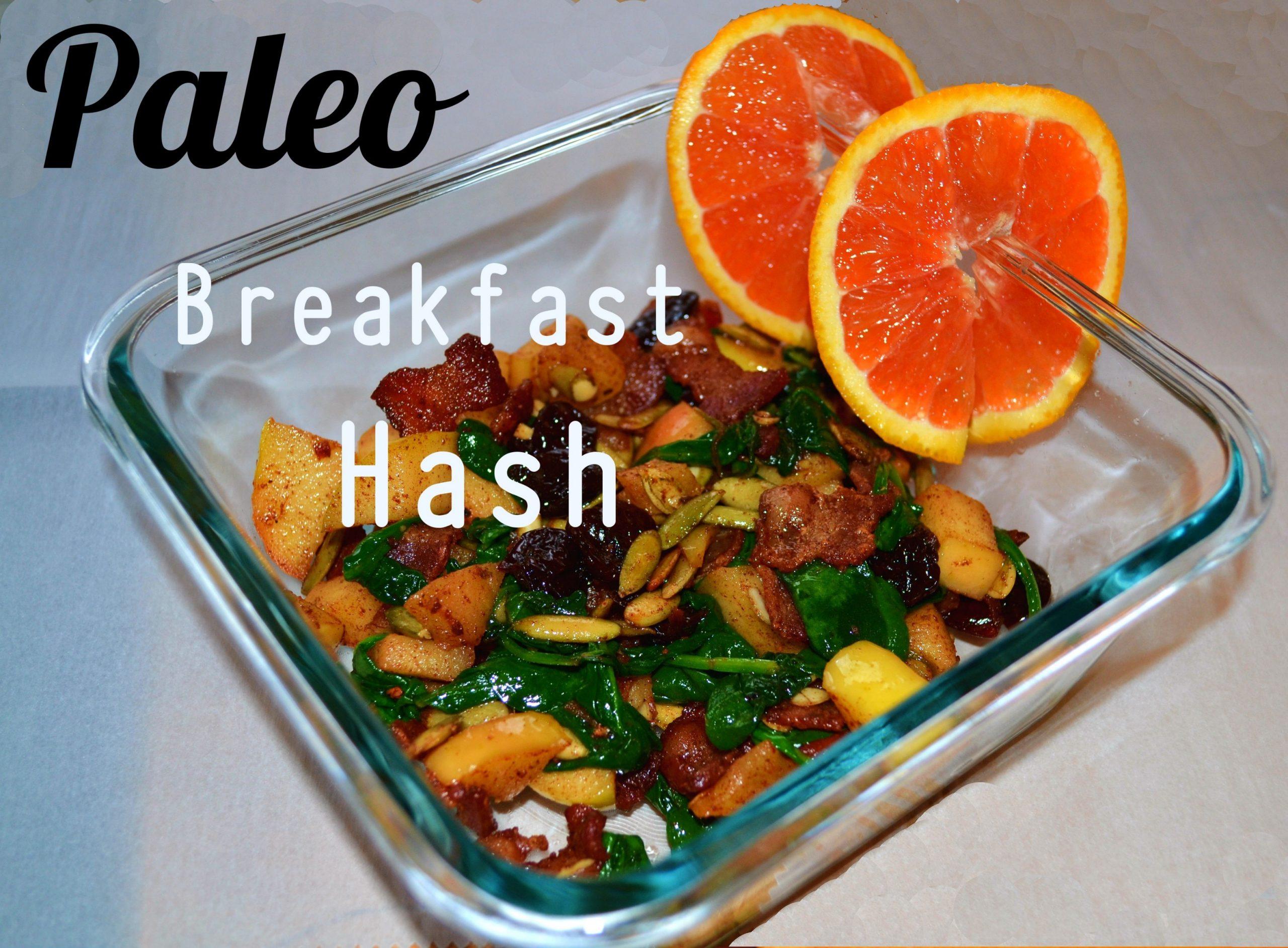 Paleo Breakfast Hash | The Hormone Diva