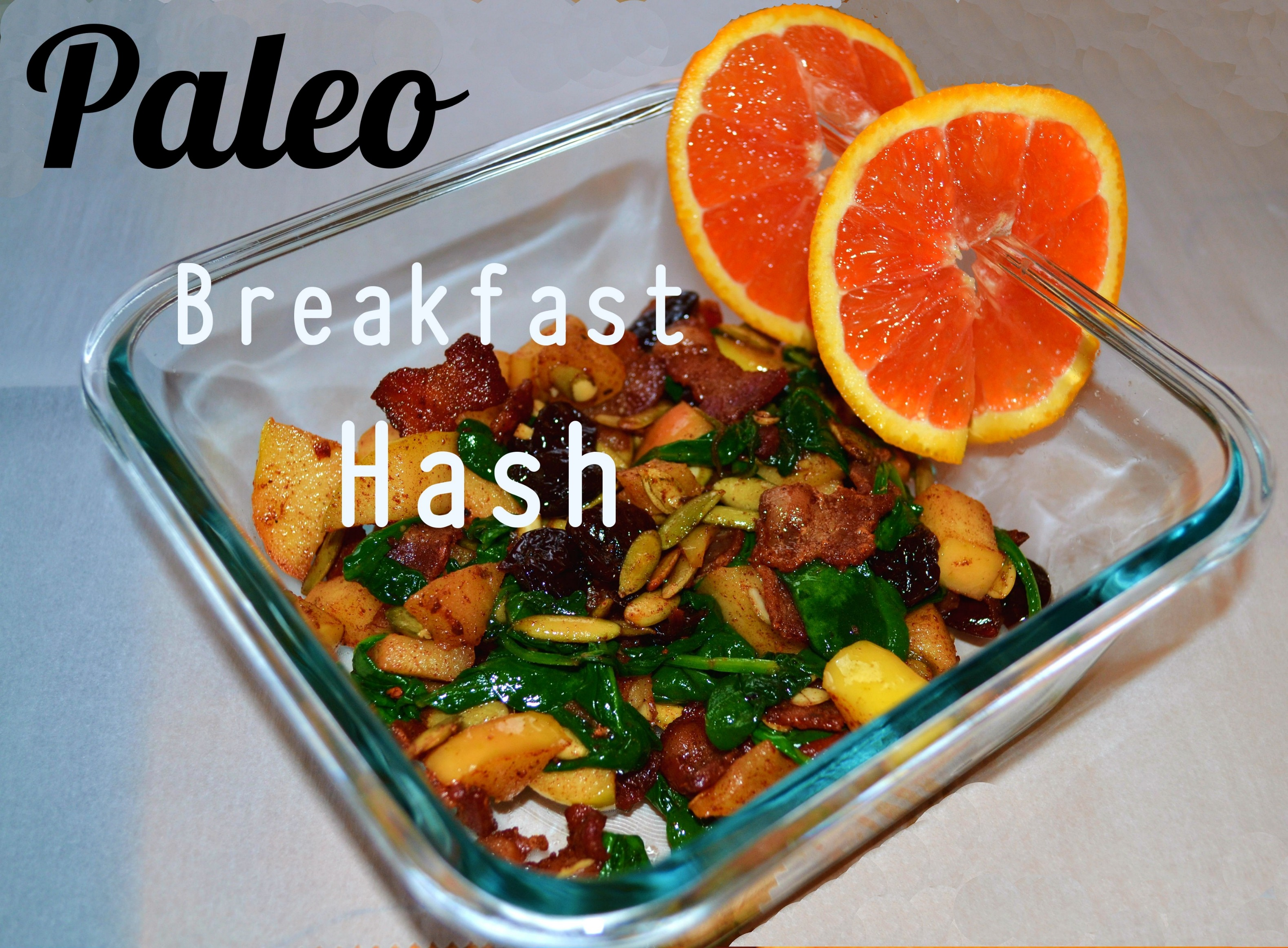 Paleo Breakfast Hash | The Hormone Diva