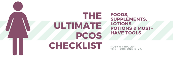 The Ultimate PCOS Checklist | The Hormone Diva