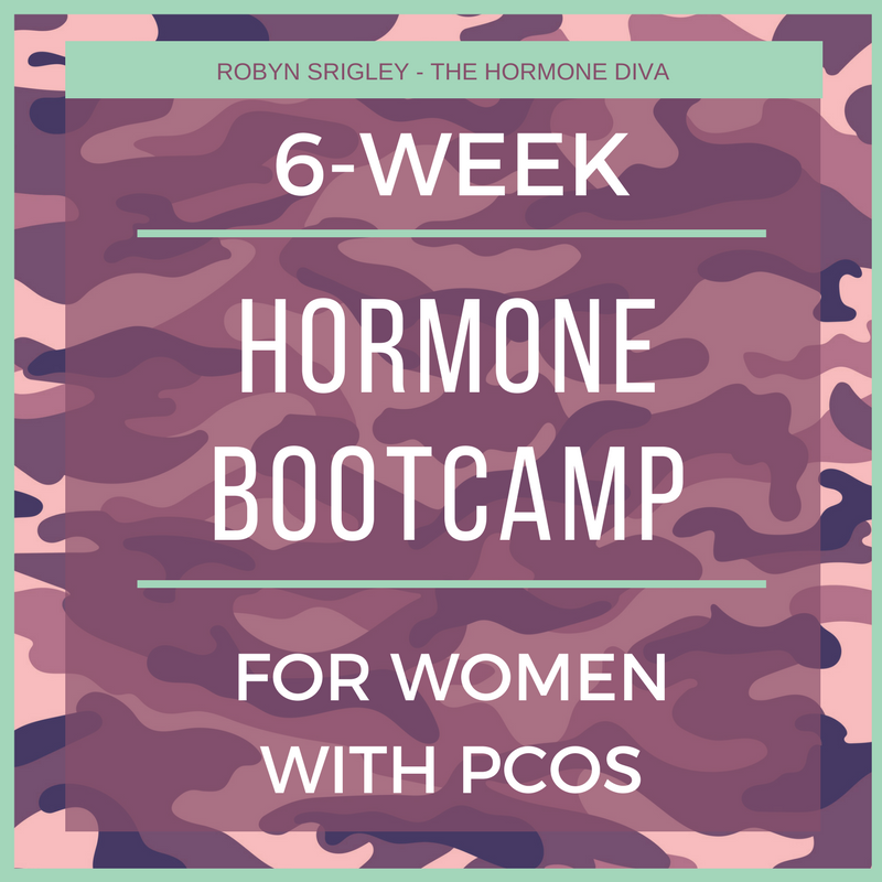 6-Week Hormone Bootcamp for Women with PCOS | The Hormone Diva